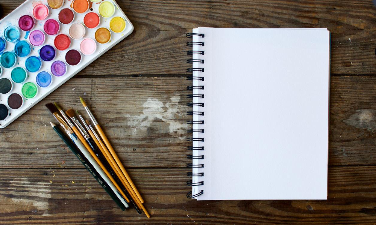 Paper,Notebook,Art