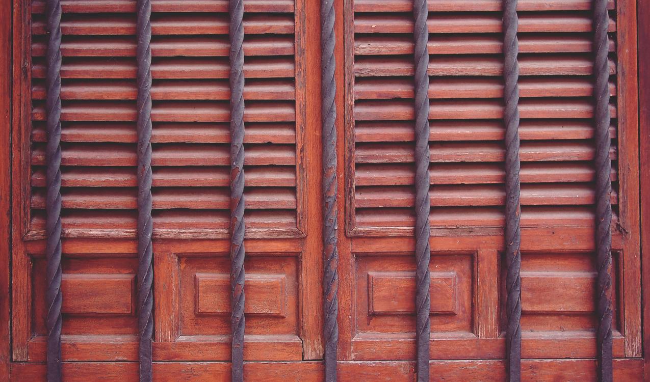 Brickwork,Door,Symmetry