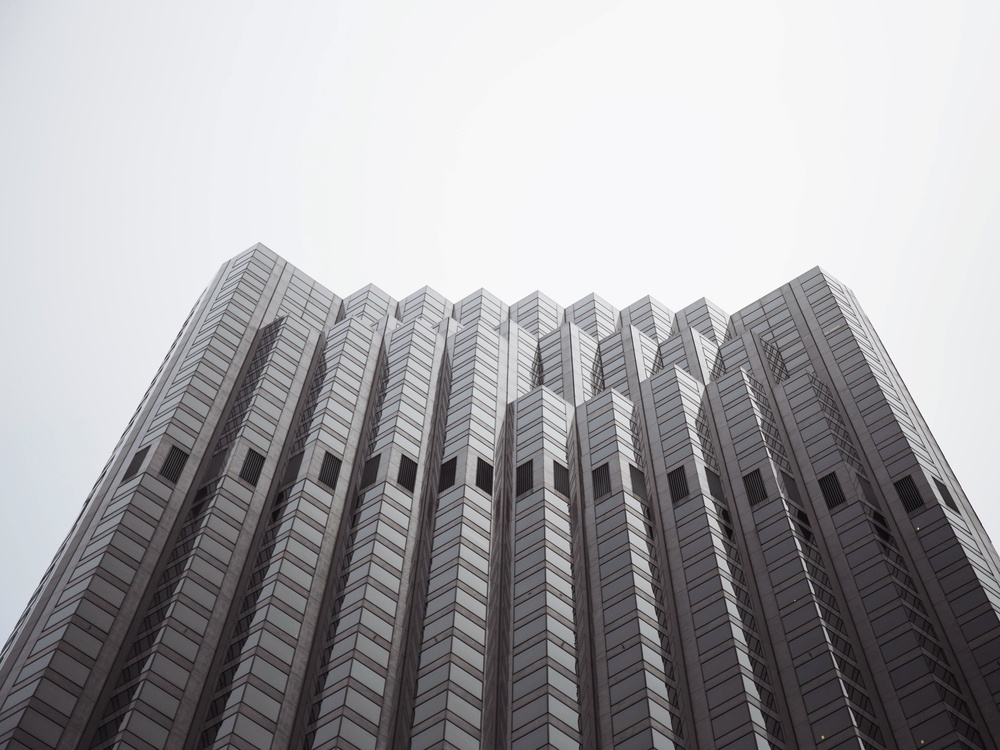 Symmetry,Monochrome Photography,Metropolitan Area