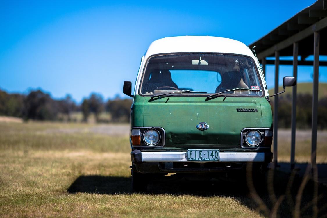 Classic Car,Minibus,Van