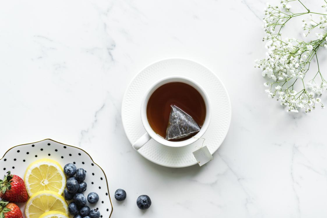 Coffee,Blueberry Tea,Earl Grey Tea