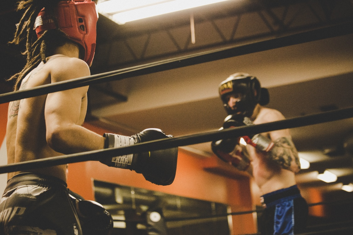 Professional Boxing,Boxing Ring,Muscle