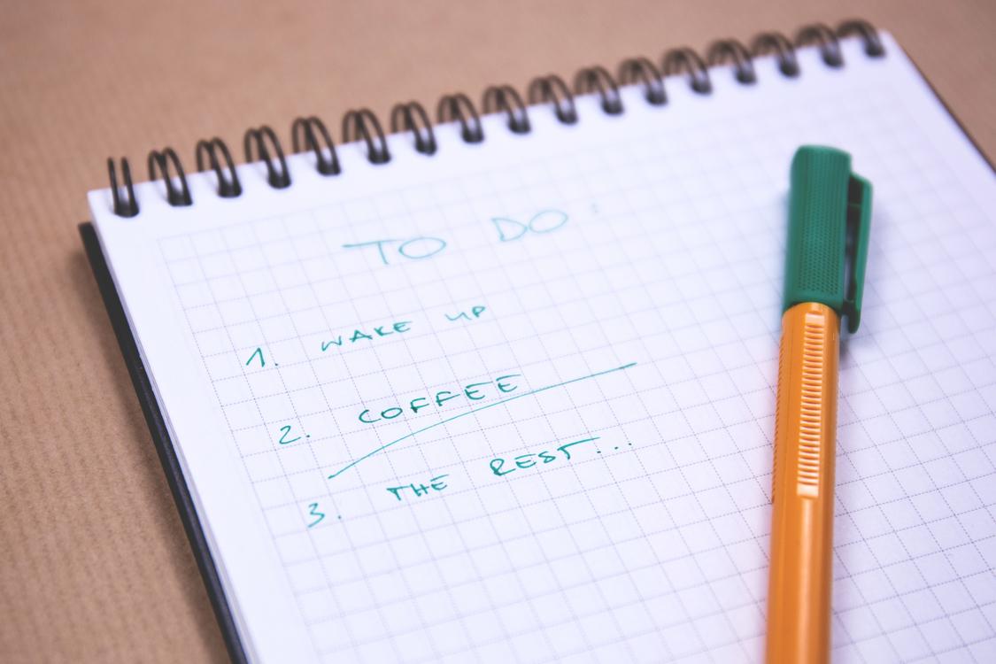 Pen,Notebook,Writing