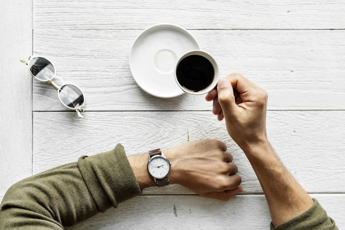Coffee Cup,Hand,Tableware