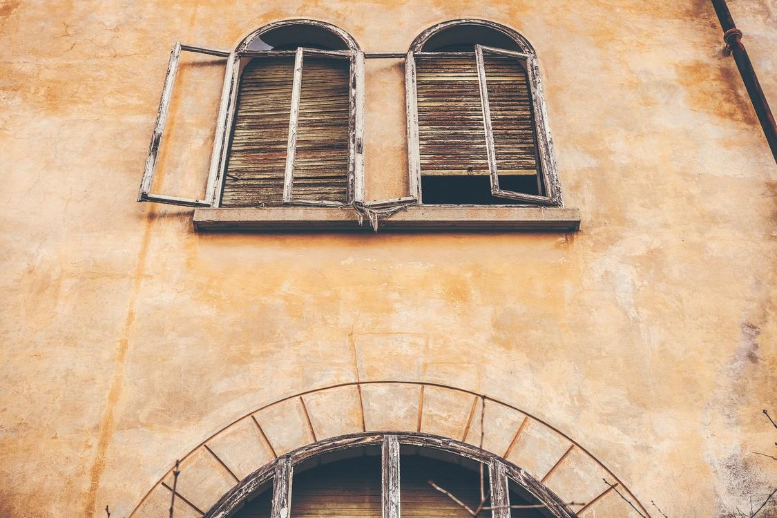 Building,Angle,Wall