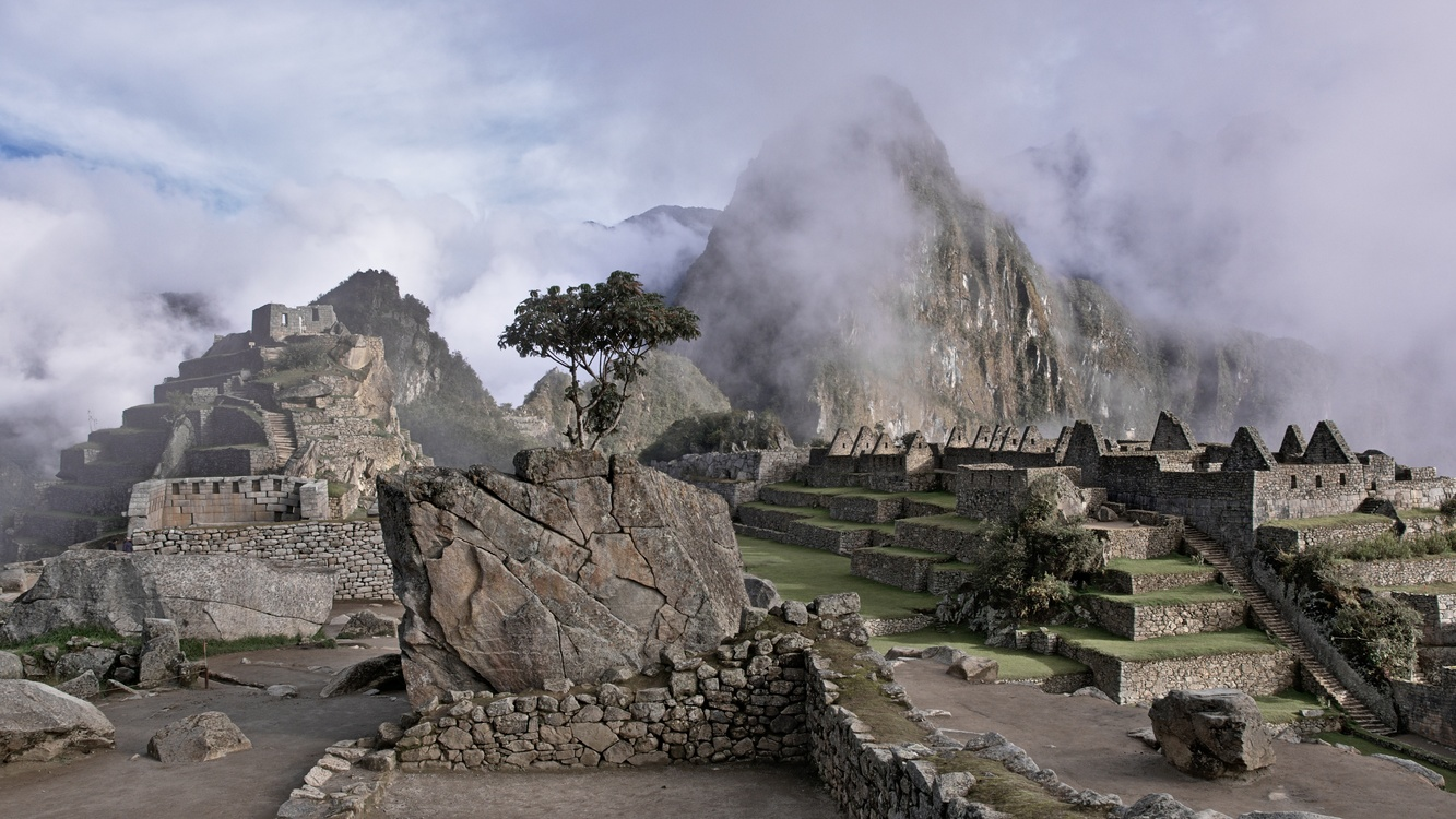Archaeological Site,Mountain,Tourist Attraction