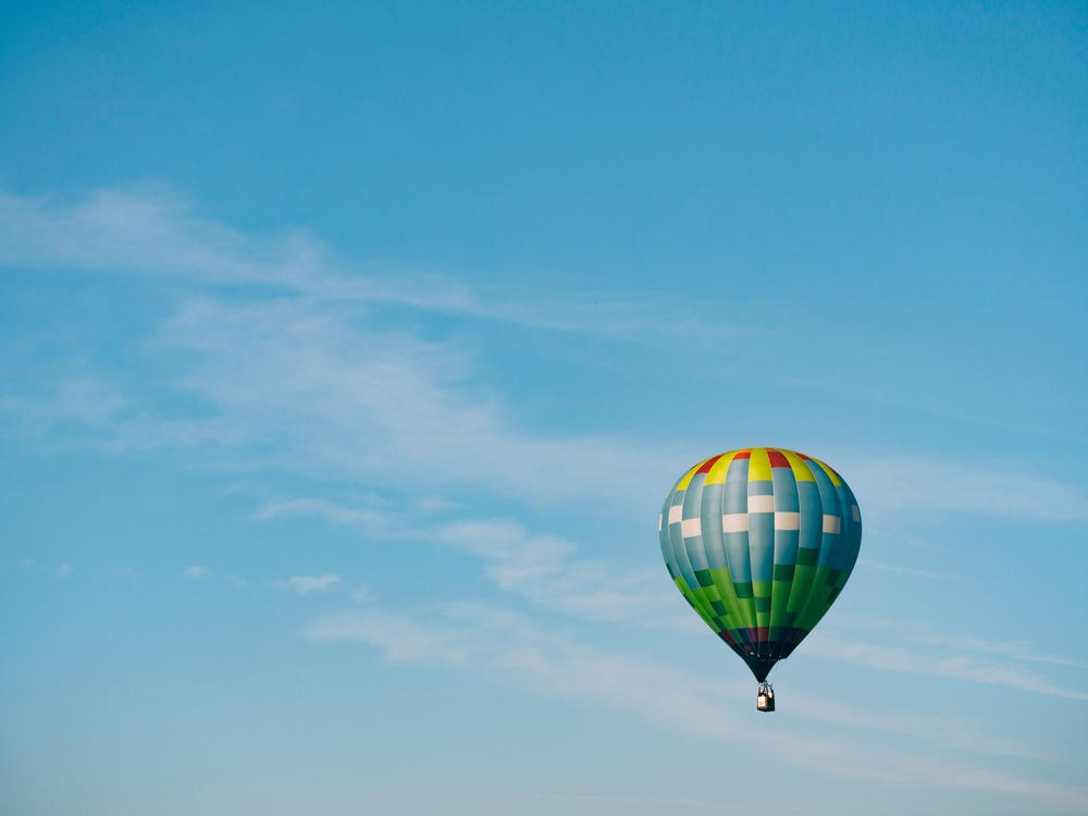 Atmosphere,Hot Air Ballooning,Sky