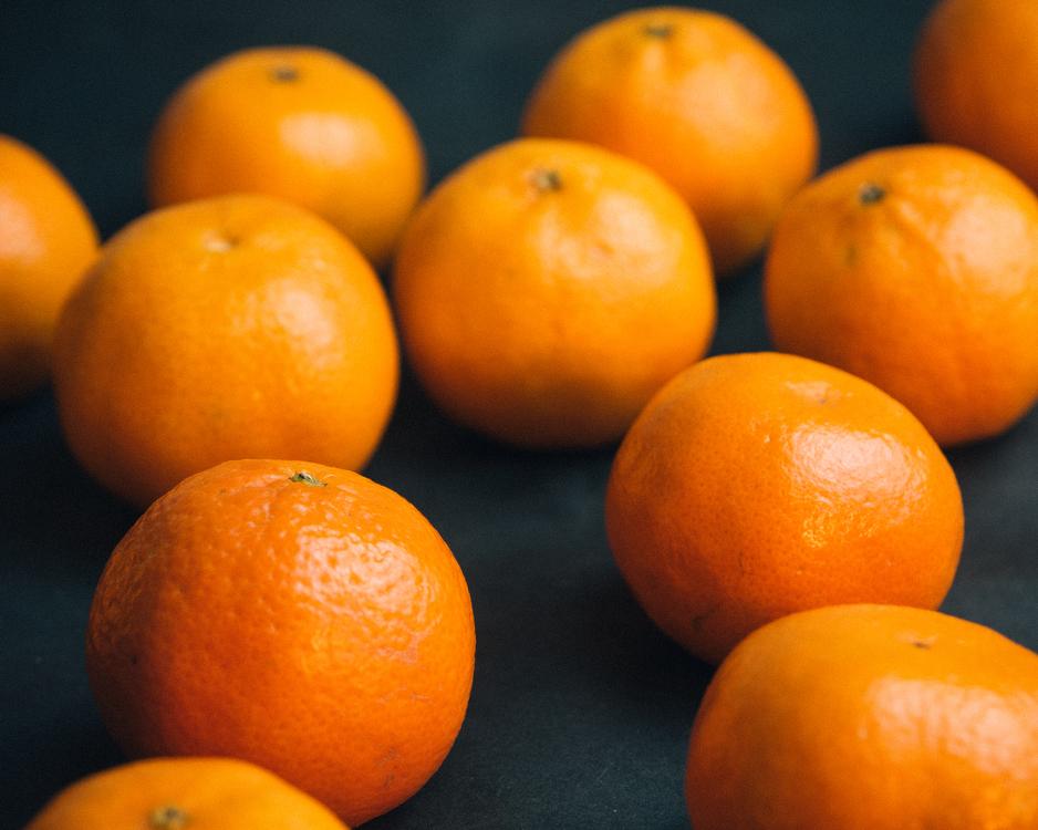 Meyer Lemon,Mandarin Orange,Vegetarian Food