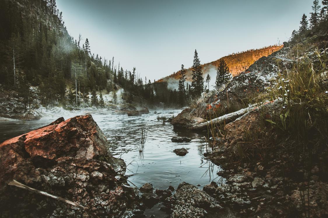 Mountain,Reflection,Wilderness