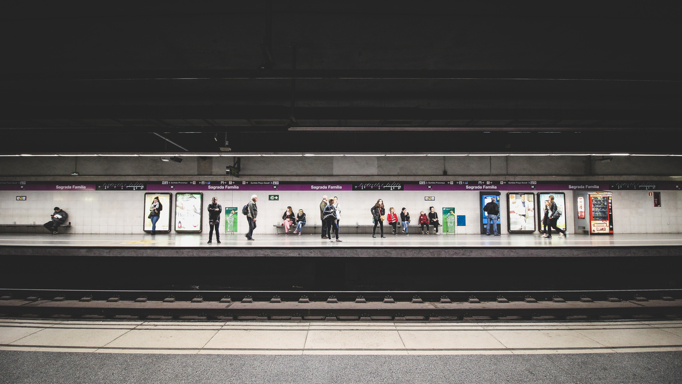Public Transport,Train,Metropolitan Area