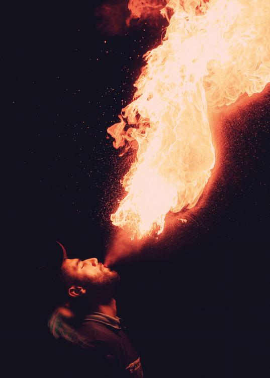 Phenomenon,Fire,Sky