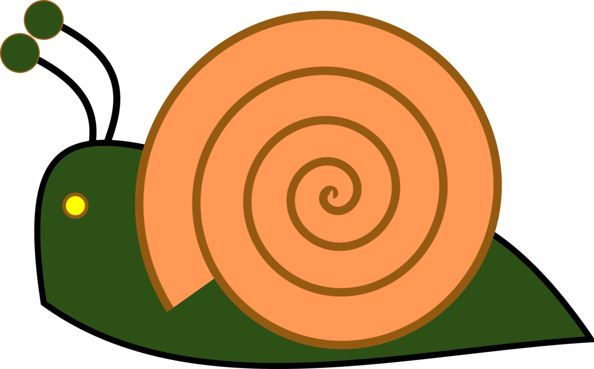 Grass,Leaf,Snail