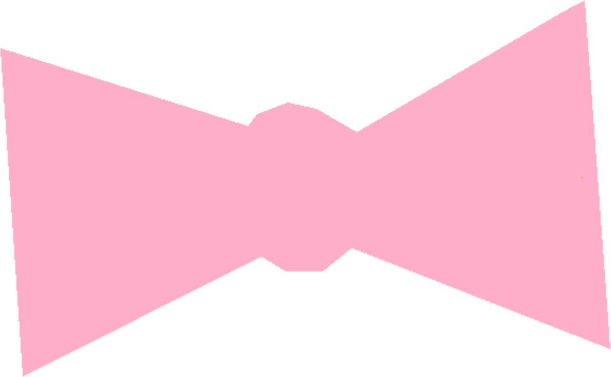 Pink,Bow Tie,Angle
