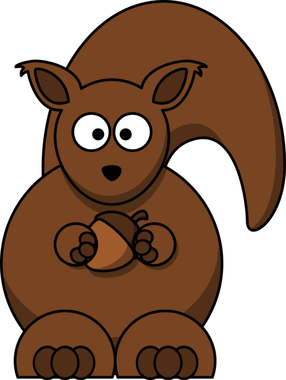 Squirrel Chipmunk Cartoon Drawing Download