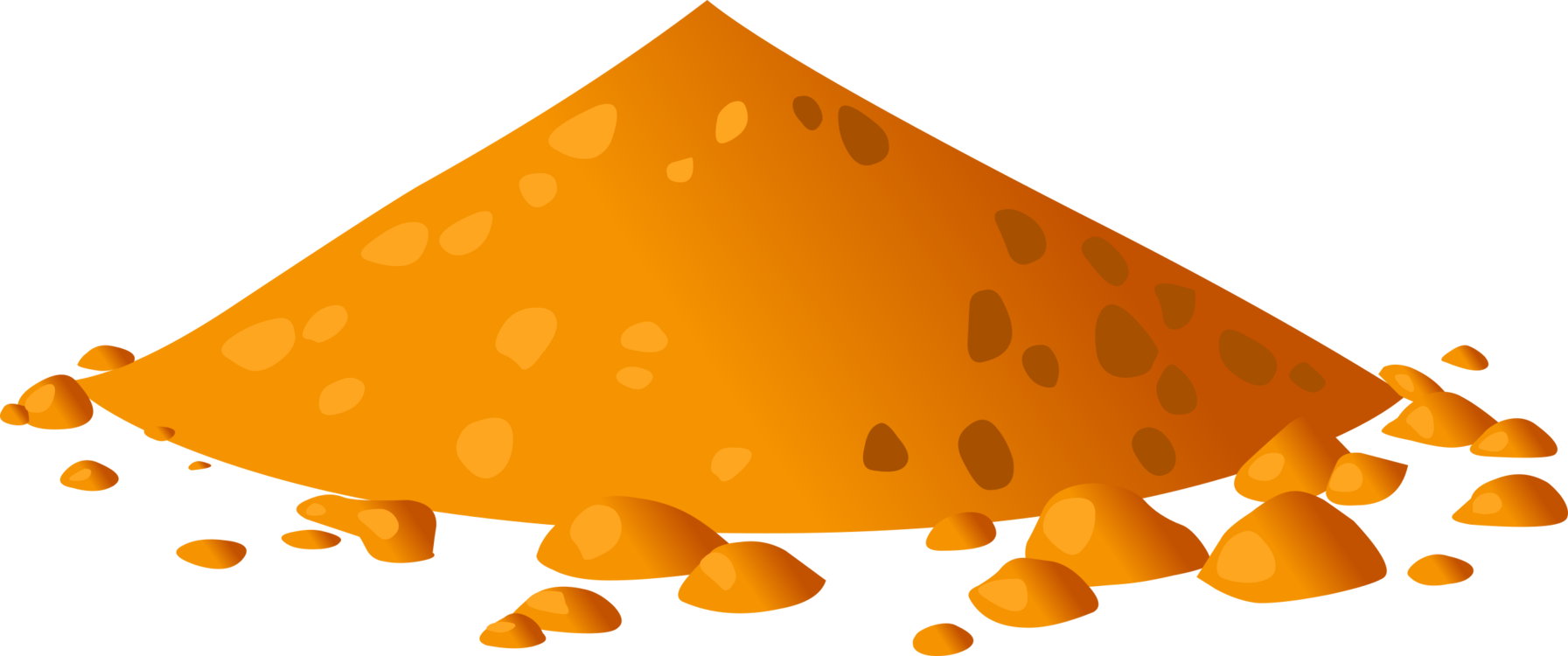 Triangle,Food,Orange