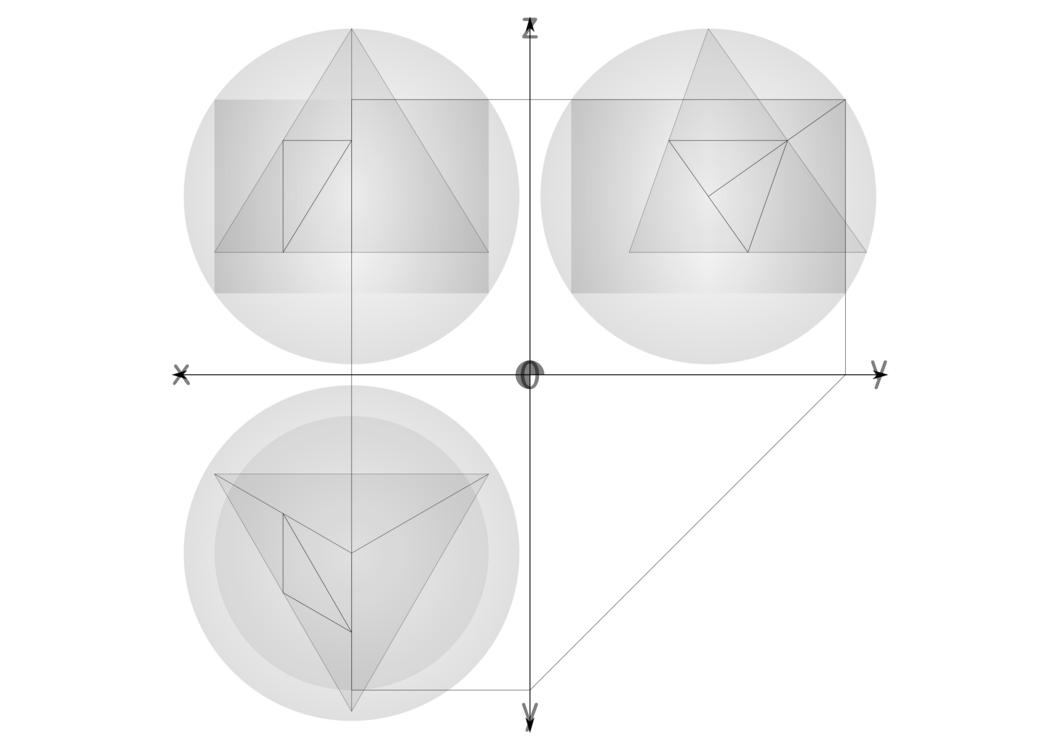 sphere geodesic dome geometry tetrahedron