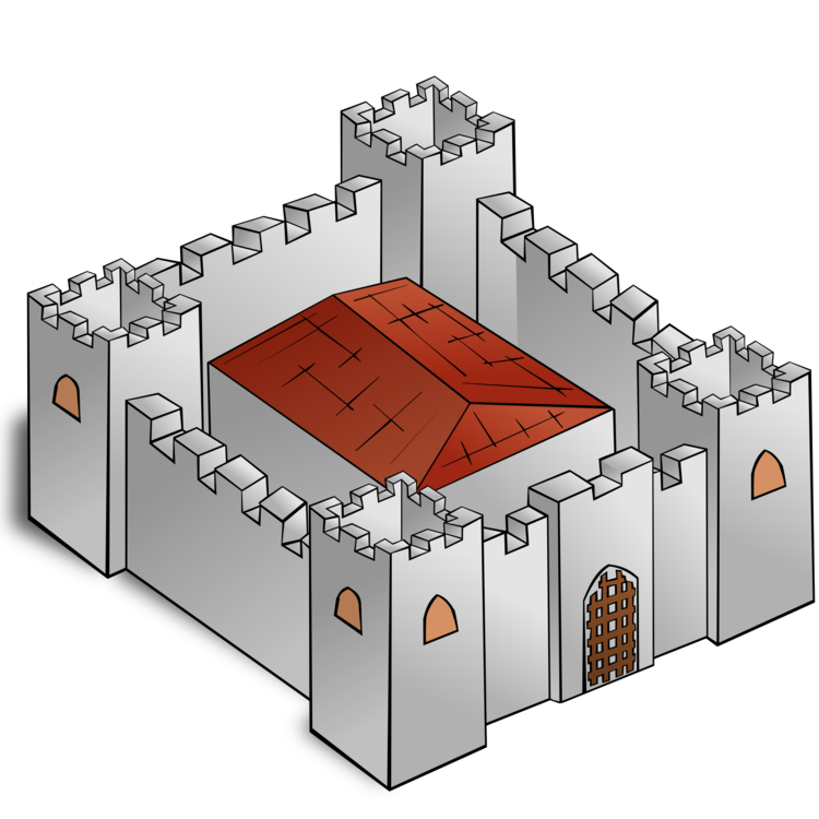 Angle,Fortification,Castle