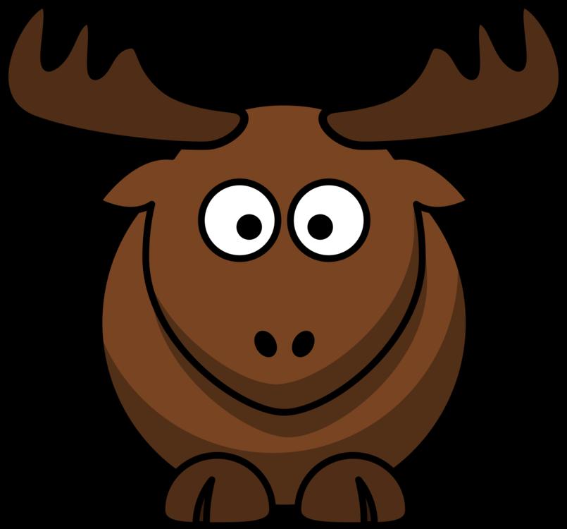 Moose,Deer,Wildlife