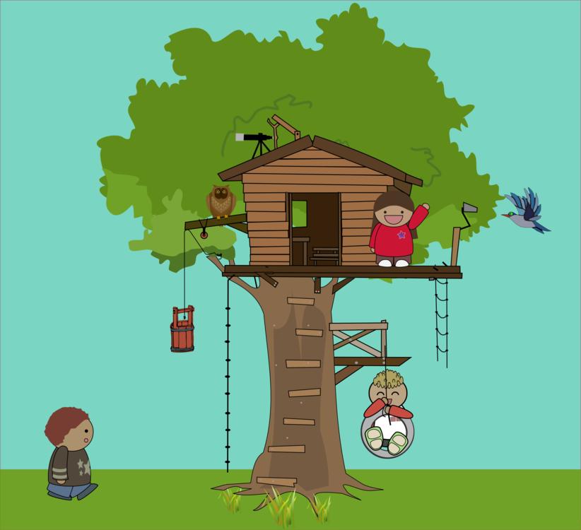 Tree house Child