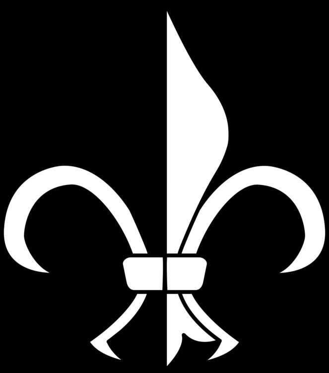 fleur de lis new orleans saints symbol public domain free commercial rh kisscc0 com saints fleur de lis clip art free