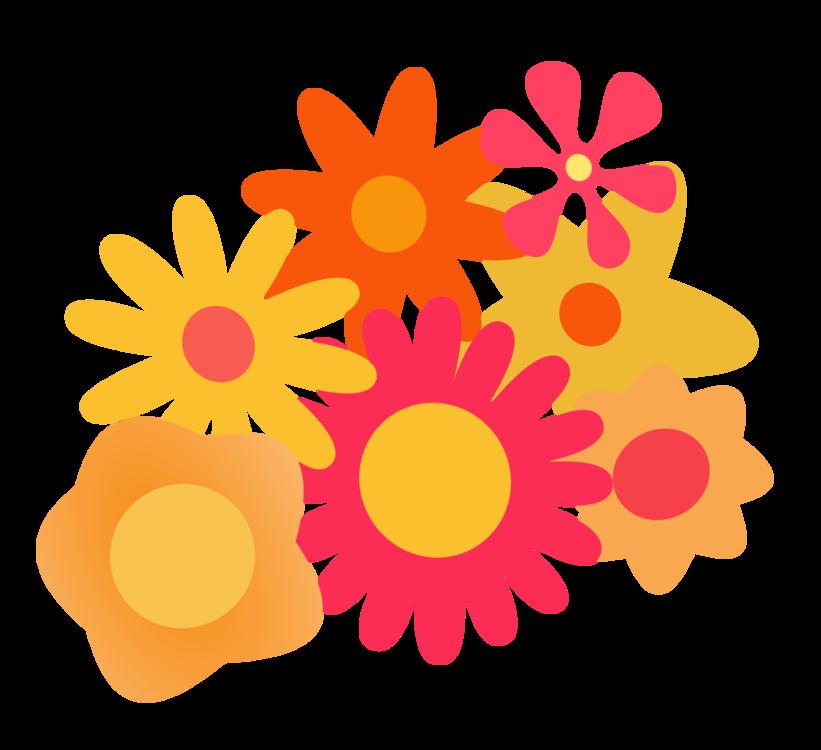 Chrysanths,Flower,Symmetry