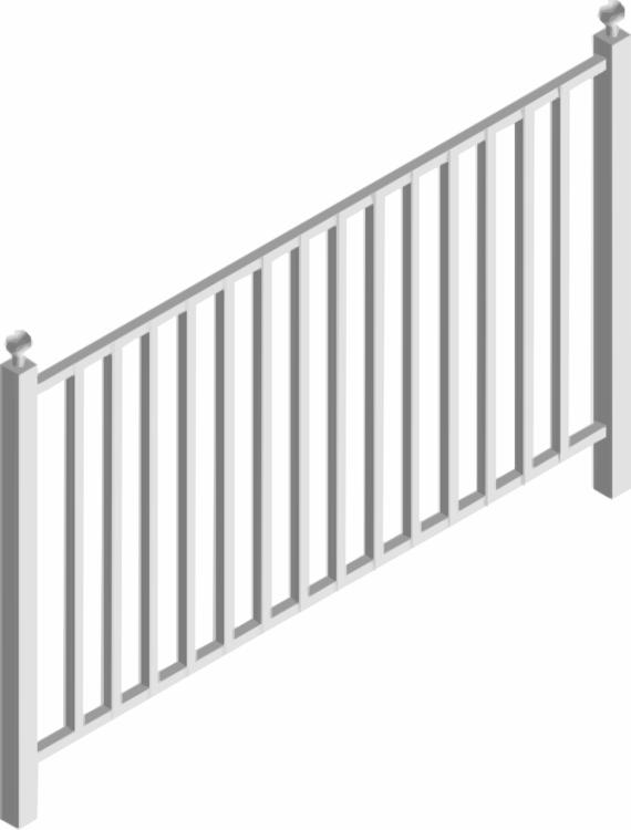 Steel,Angle,Fence