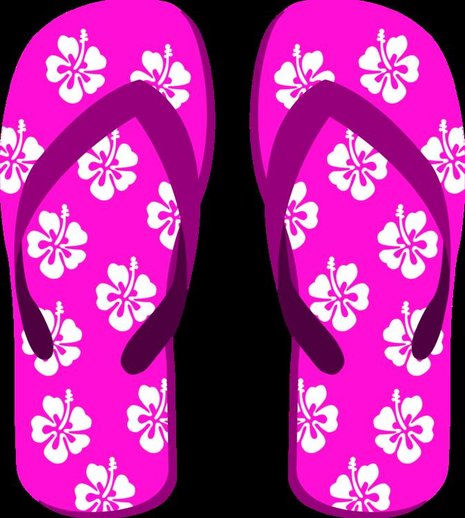 Pink,Sandal,Line