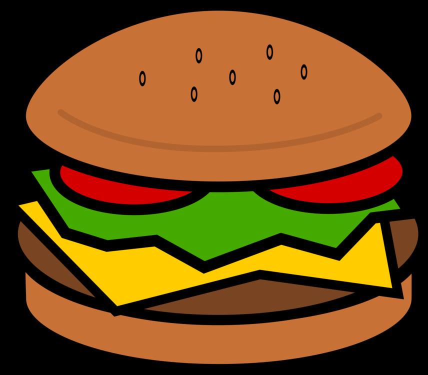 Hamburger Cheeseburger Hot dog Fast food Whopper