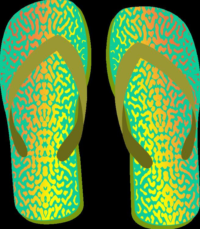 Yellow,Green,Shoe
