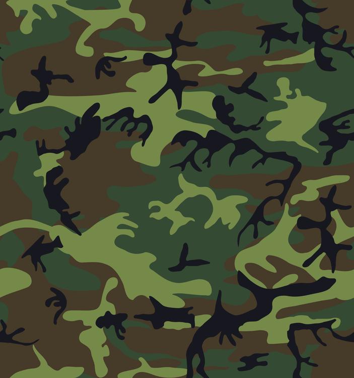 Tree,Grass,Military Camouflage