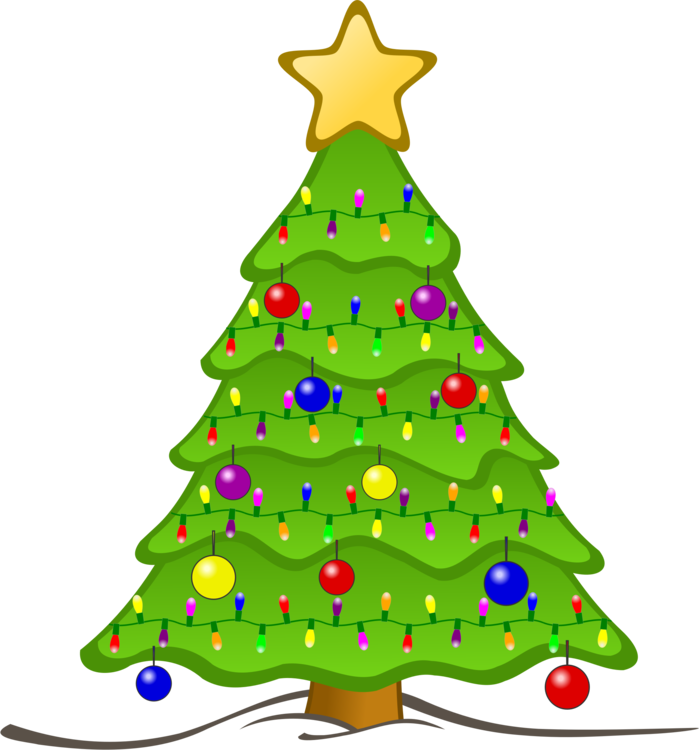 Free Christmas Lights Svg.Fir Pine Family Christmas Decoration Png Clipart Royalty