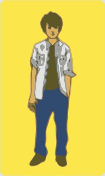 Art,T Shirt,Yellow