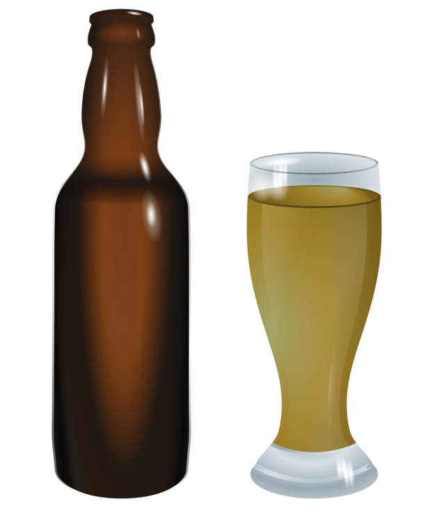 Beer Bottle,Caramel Color,Pint Us