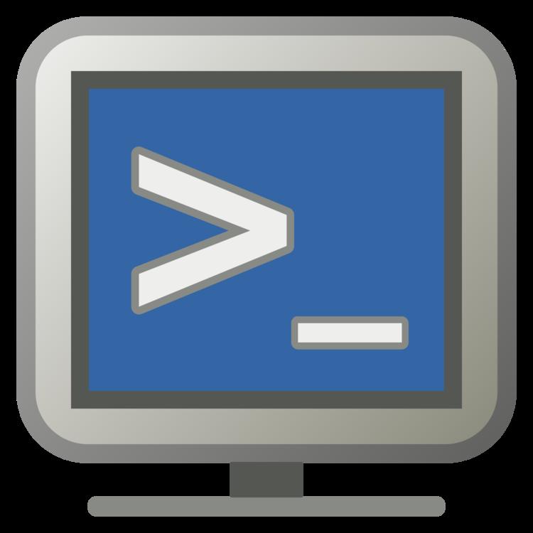 Bash Shell script Scripting language Computer Icons Unix shell CC0