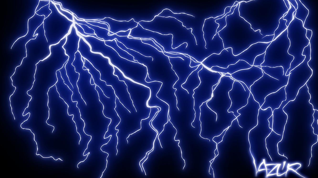 Blue,Electric Blue,Thunder