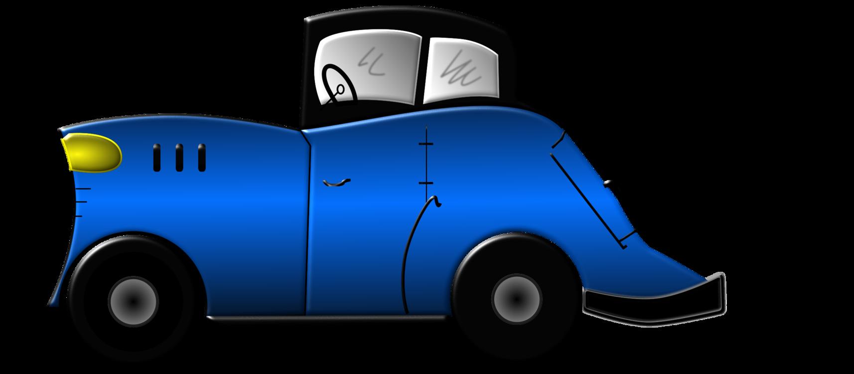 Compact Car,Car,Electric Blue