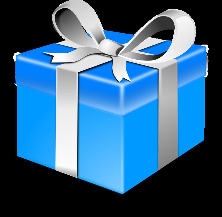Blue,Brand,Gift
