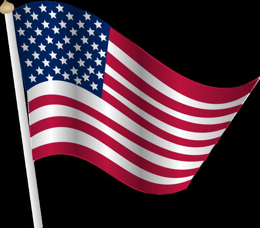 Flag Of The United States,Flag,Line