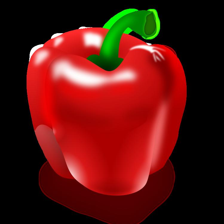 Heart,Bell Pepper,Apple