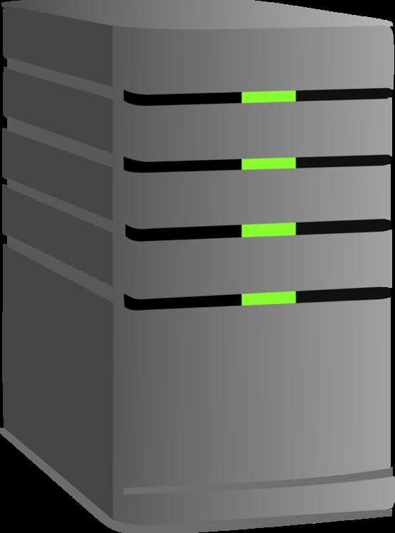 Computer Servers Application server Web server Download CC0 - Angle