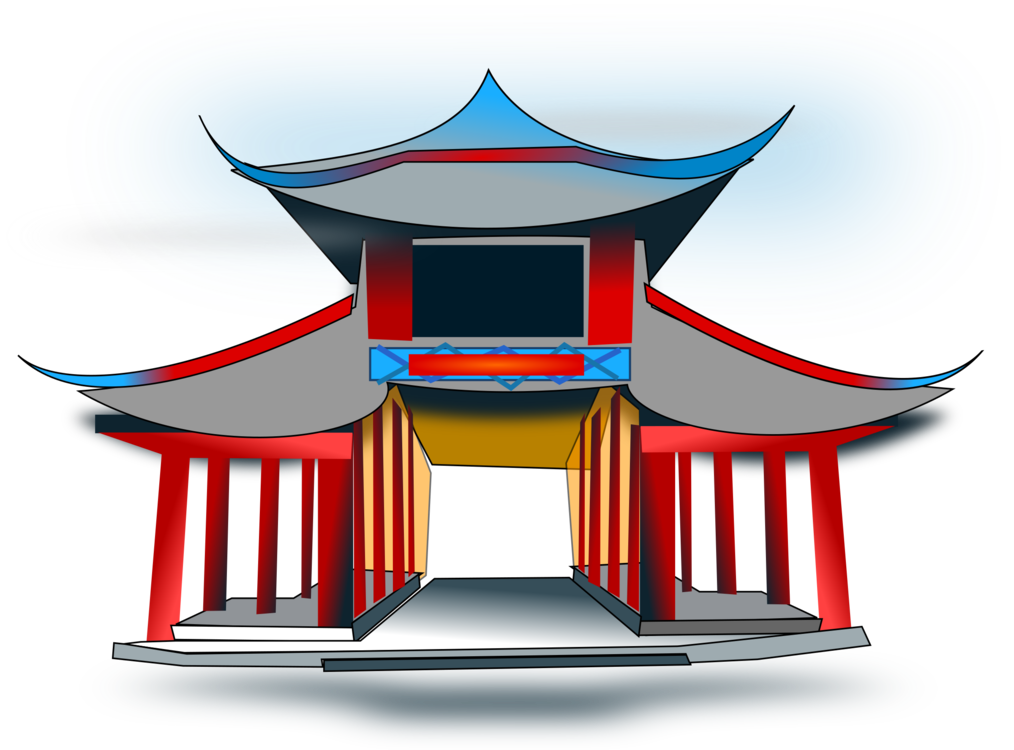 Chinese Architecture,Temple,Chinese Pagoda