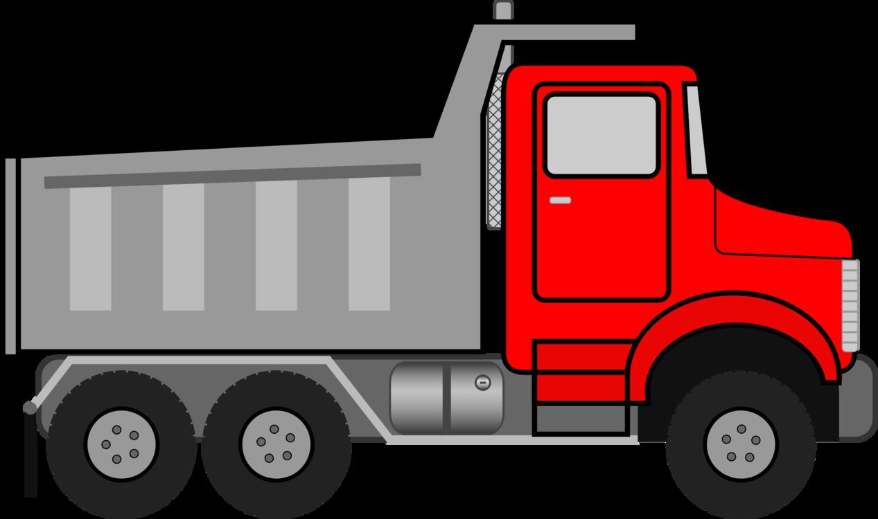pickup truck dump truck semi trailer truck vehicle free commercial rh kisscc0 com Truck Silhouette Truck Clip Art Black and White