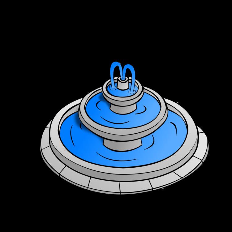 Circle,Line,Fountain