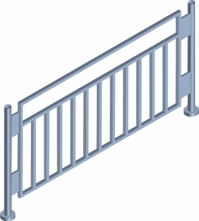 Angle,Fence,Handrail