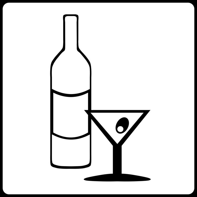 Line Art,Glass Bottle,Rectangle