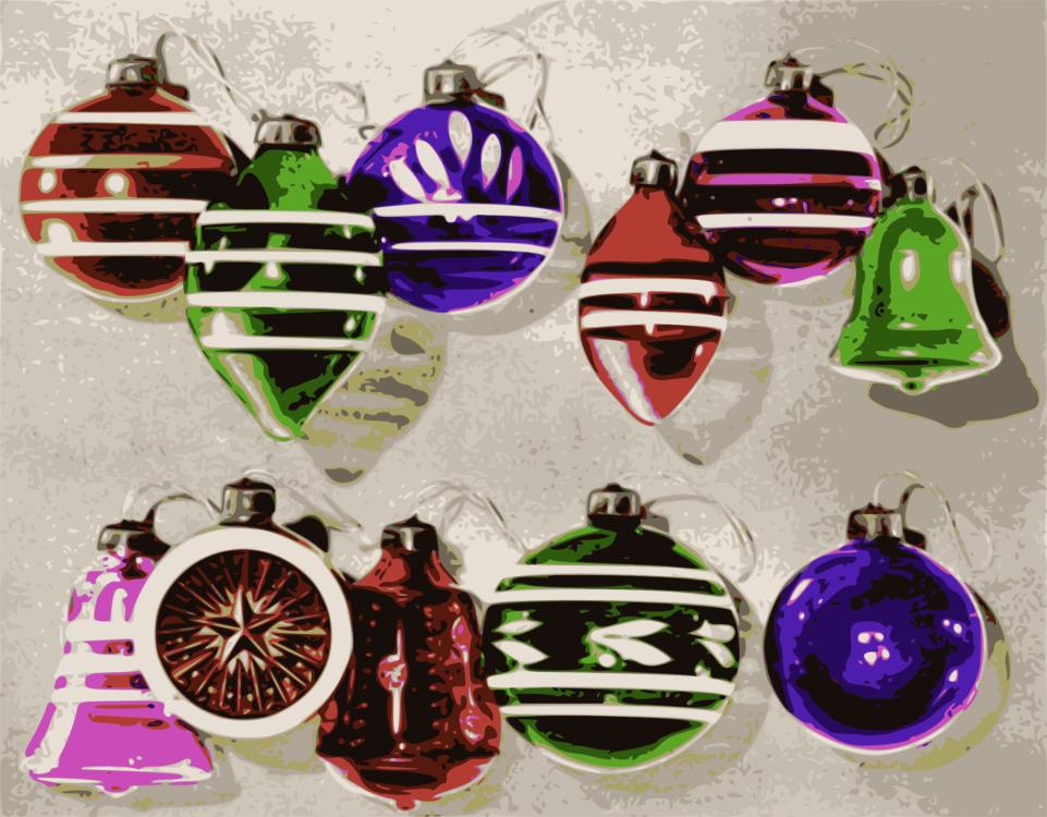 Christmas Ornament,Christmas Decoration,Magenta