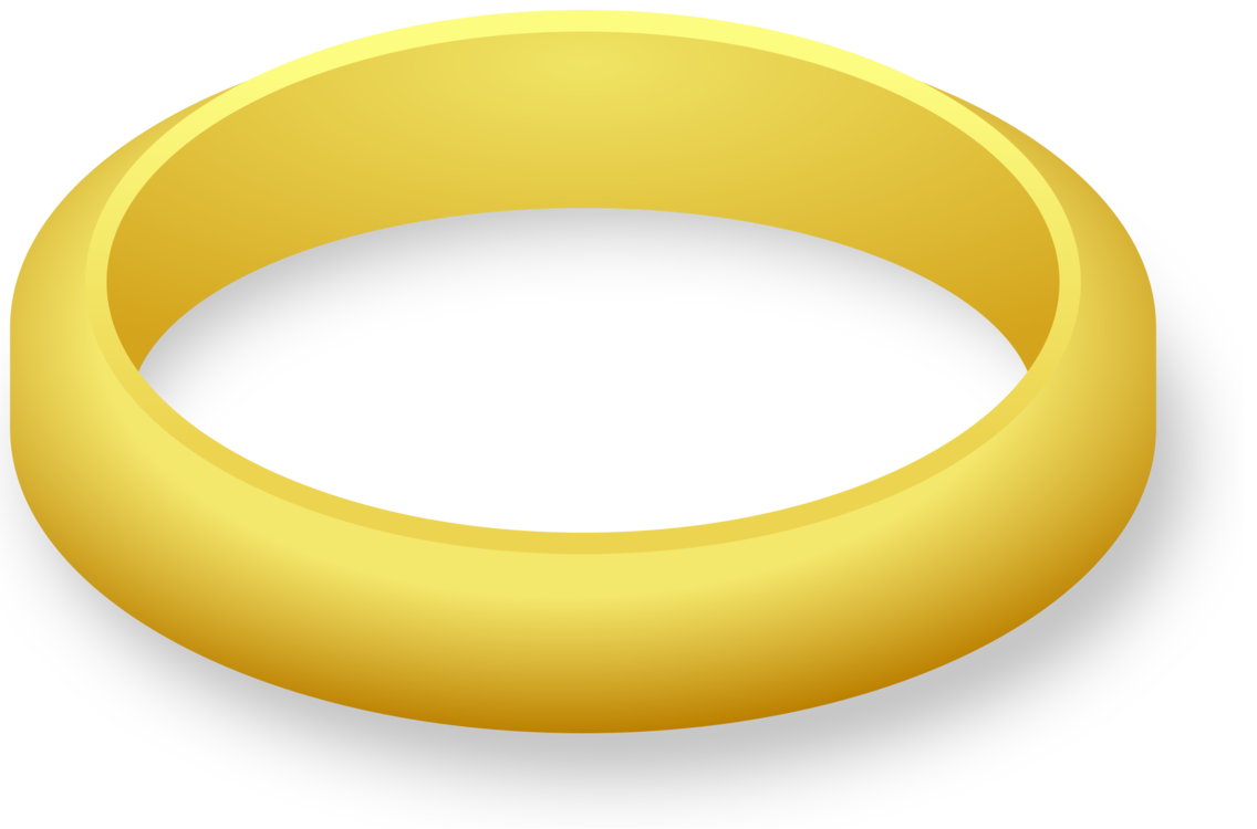 Wedding Ring Gold Engagement Ring Jewellery Free Commercial Clipart