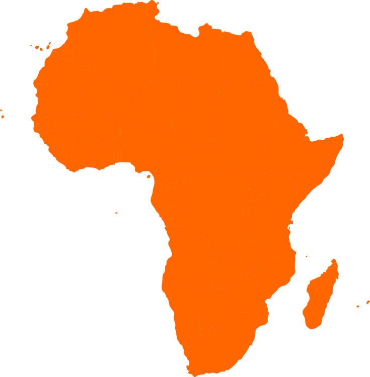 Africa Earth Continent Map free commercial clipart - World Map,Earth ...