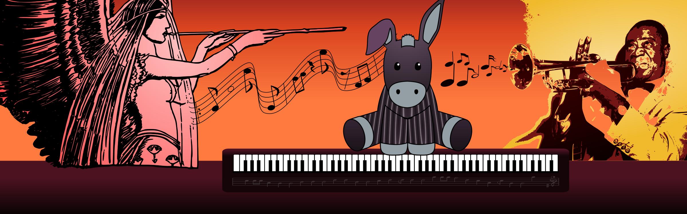 Musical Instrument,Art,Poster