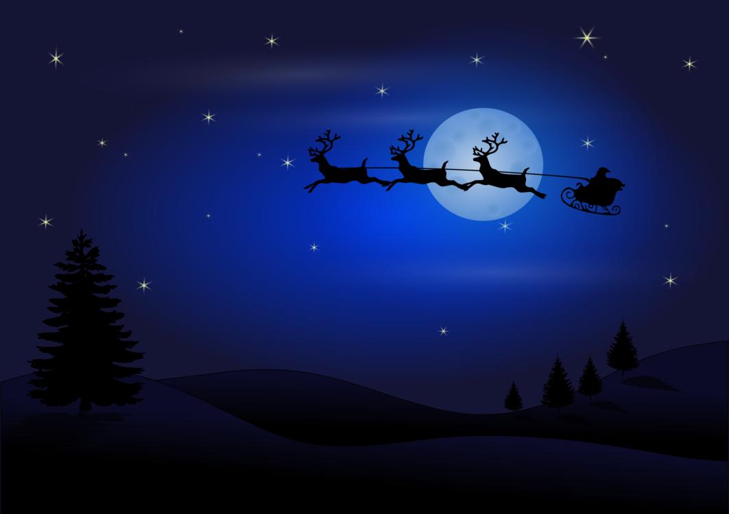 santa claus norad tracks santa sky reindeer christmas free